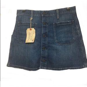 RALPH LAUREN mini skirt